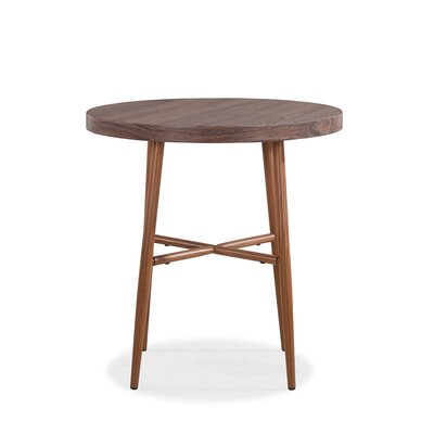 Umstead End Table Color: Brown