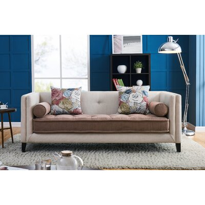 Frances Classic Modern Sofa