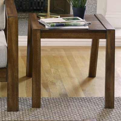 Curren End Table Finish: Cherry