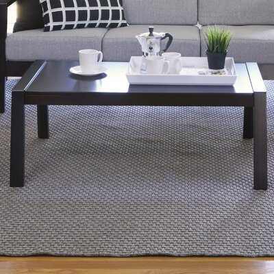 Curren Coffee Table Color: Espresso/Brown