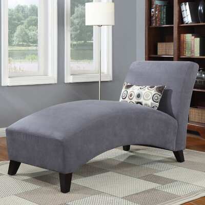 Handy Living Commotion Chaise Lounge - Color: Gray at Sears.com