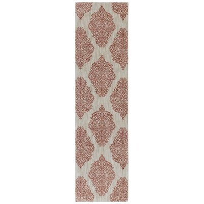 Pacifica Emerson Beige Area Rug Rug Size: Runner 21 x 79