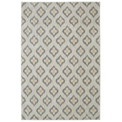 Pacifica Briarcliff Beige Area Rug Rug Size: Rectangle 96 x 1211