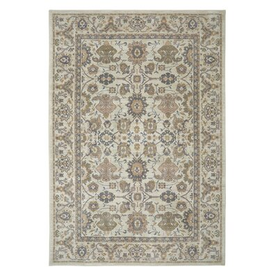 Pacifica Voltaire Beige Area Rug Size: 8 x 11