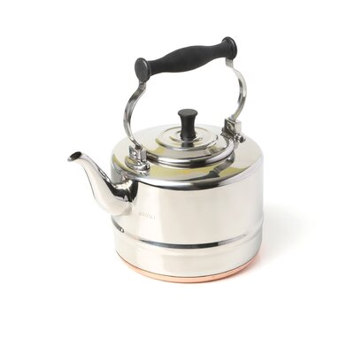 2 Qt. Paige Core Stainless Steel Stovetop Kettle
