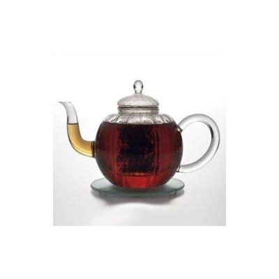 BonJour C leste 34-Ounce Glass Teapot Set