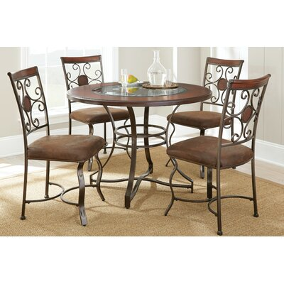 Dasia 5 Piece Dining Set