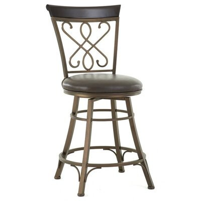 Carmona 24 Swivel Bar Stool