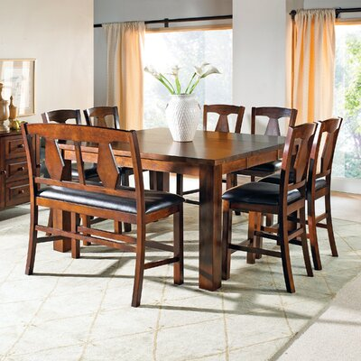 Steve Silver Furniture Lakewood Dining Set (8 Pieces)