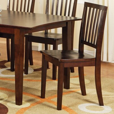 In store financing Branson Side Chair (Set of 2) Finis...