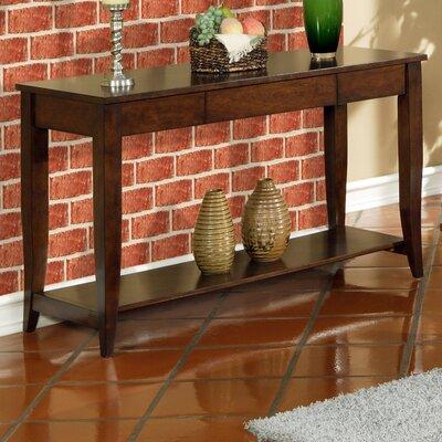 Cheap Steve Silver Furniture Preston Sofa Table in Multi-Step Cherry (SVV1442)