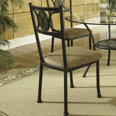 Low Price Steve Silver Furniture Carolyn Side Chair (Set of 2) (Set of 4)