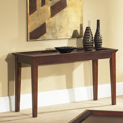 Buy Low Price Steve Silver Furniture Hamilton Sofa Table In Multi Step Cherry Svv1433