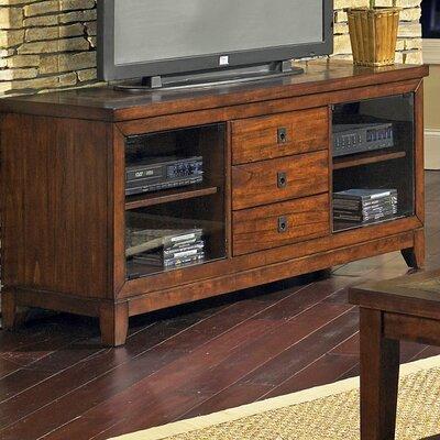 Cheap Steve Silver Furniture Davenport 61″ TV Stand in Multi-Step Dark Cherry (SVV1325)