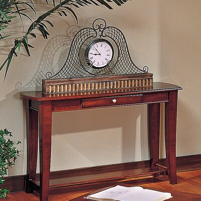 Cheap Steve Silver Furniture Hamilton Sofa Table in Multi-Step Cherry (SVV1433)