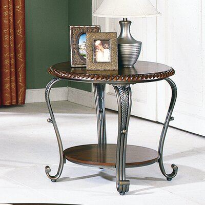 Credit for Sumatra End Table...