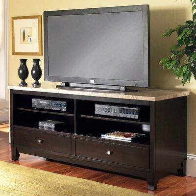 Cheap Steve Silver Furniture Monarch 60″ TV Stand in Multi-Step Black (SVV1386)