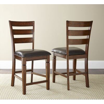 Karl Counter Height Side Chair (Set of 2)