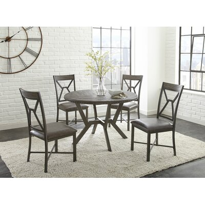 Ruggerio 5 Piece Dining Set