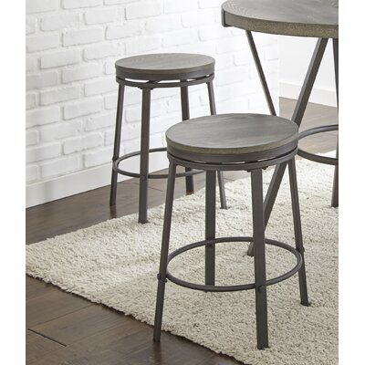 Leka 24 Swivel Bar Stool (Set of 2)