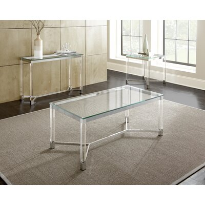 Farmingdale 3 Piece Coffee Table Set