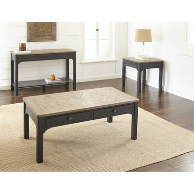 Vierge 3 Piece Coffee Table Set