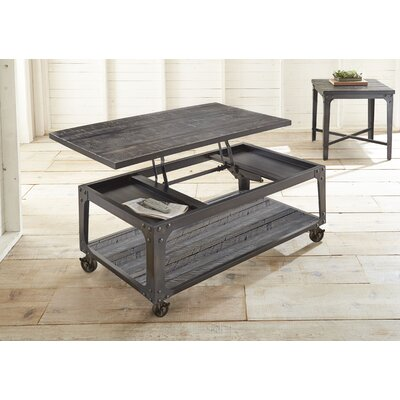 Aule 2 Piece Coffee Table Set