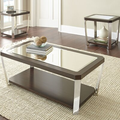 Cottingham 2 Piece Coffee Table Set