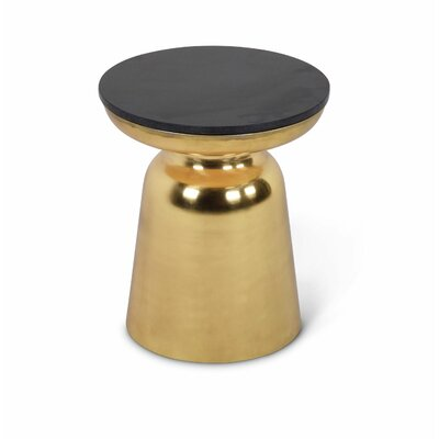 Crombach Round End Table
