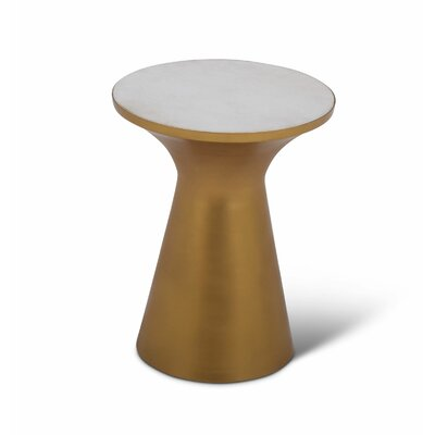Crayford Round End Table