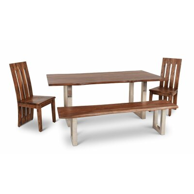 Avelar 4 Piece Dining Set