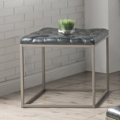 Ridings Upholstered End Table