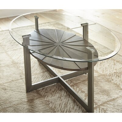 Nivens 3 Piece Coffee Table Set