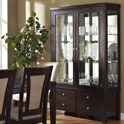 Cheap Steve Silver Furniture Wilson Buffet and Hutch (SVV2097)