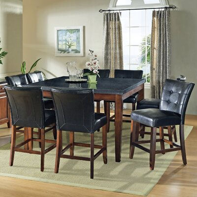 Matheson 5 Piece Counter Height Dining Set