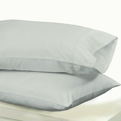 Tribeca Living Percale 500 Thread Count Sheet Set - Size: Full
