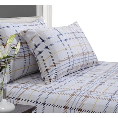 Flannel Sheet Set Size: Extra-Long Twin