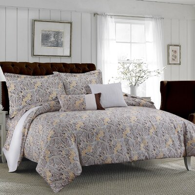 Fiji 5 Piece Duvet Set Size: King