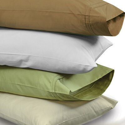 500 Thread Count Egyptian Quality Cotton 4 Piece Extra Deep Pocket Sheet Set Size: King, Color: Moss Green