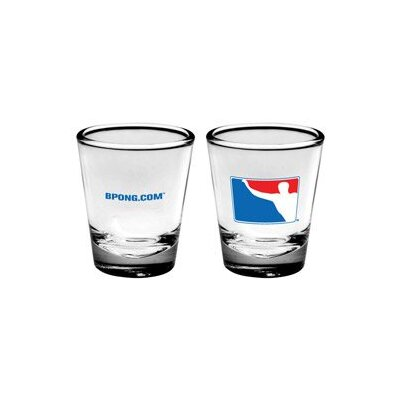 beer pong glass tumblers
