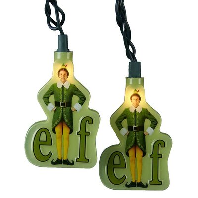 10 Light Elf the Movie Light EF9141