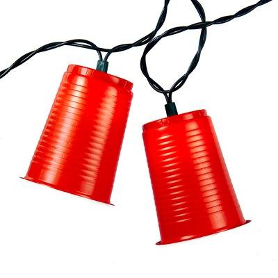 10 Light Party Cup Light UL1882