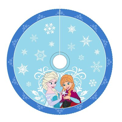 Frozen Anna and Elsa Printed Treeskirt DN7167