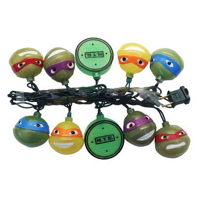 UL 10-Teenage Mutant Ninja Turtles Light Set TM9141