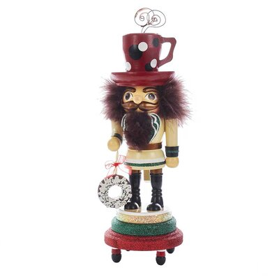 Hollywood Coffee Mug Hat Nutcracker HA0318