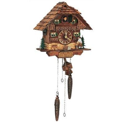 Chalet Cuckoo Wall Clock 75/9