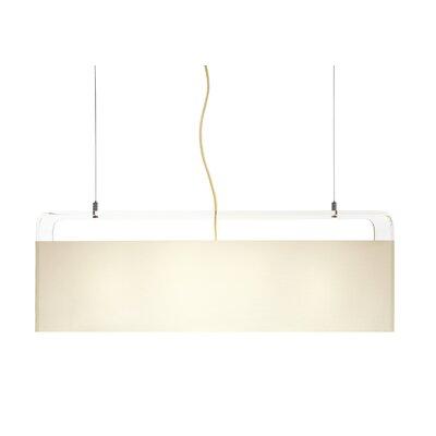 Tube Top 4-Light Pendant