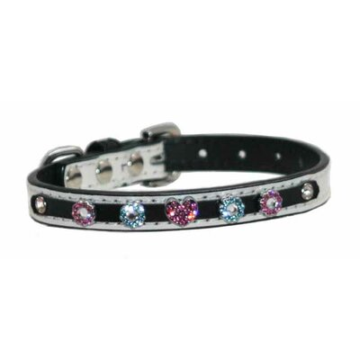 Flower Girl Dog Collar in Pearl