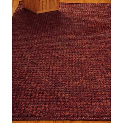 Jute Tivoli Area Rug Rug Size: Rectangle 9 x 12