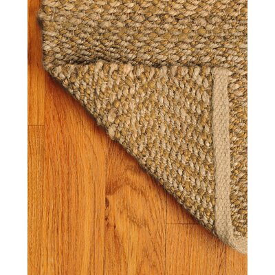 Jute Timeless Area Rug Rug Size: Rectangle 4 x 6